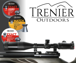 Order your FX Wildcat Today from Trenier Outdoors