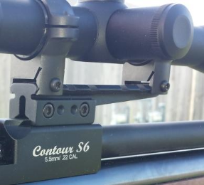 Countour Scope Cantilever