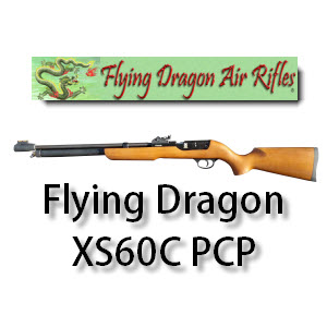 Flying Dragon XS60C PCP Air Rifle
