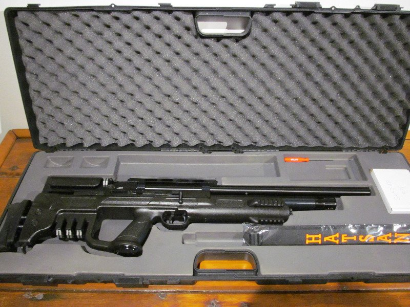 Hatsan Gladius Bullpup | Airguns: Air Rifles and Pistols