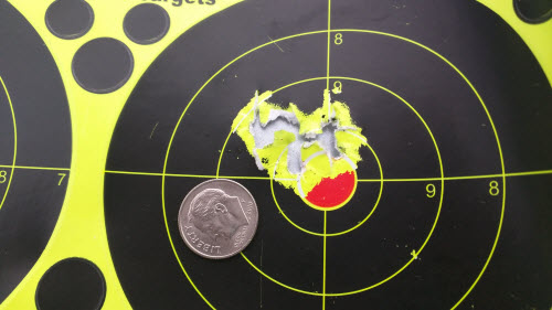 Shots 11-20 75 Yards