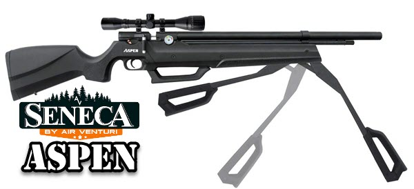 Seneca Aspen Multi Pump PCP aka Nova Freedom | Airguns: Air